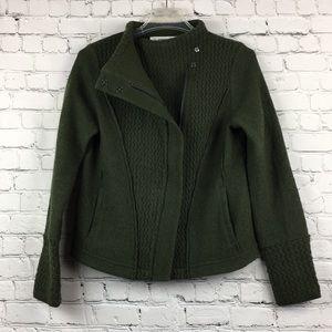 Anthropologie Sparrow 100% wool jacket